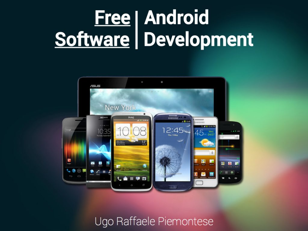 Free Software Android Development