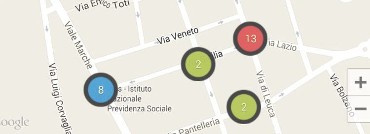 Custom Markers for Android Google Maps API v2