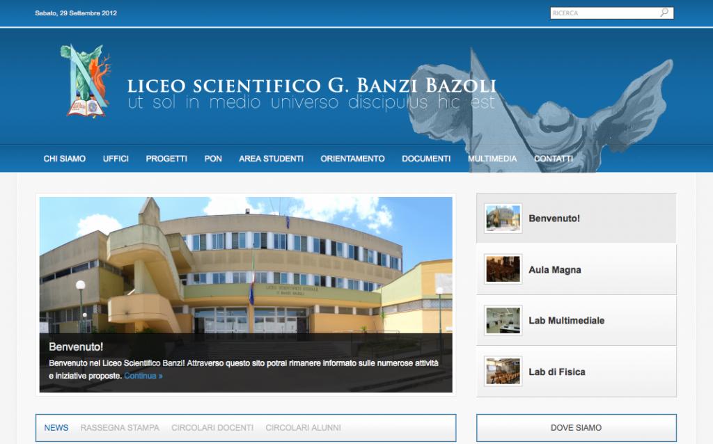 LiceoBanzi.it